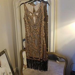 Gatsby style dress